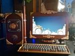 Steampunk Computer Mod