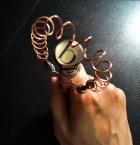 Steampunk Electro Pen