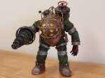 Bioshock Big Daddy Figure - Inspiration